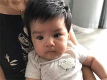 """Video: Phạm Quỳnh Anh hạnh phúc mặc dù """"bà mụ nặn nhầm"""" con gái mà lại đẹp trai"""