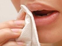 Thói quen khi ăn uống khiến bạn mắc bệnh ung thư miệng lúc nào mà không hay biết