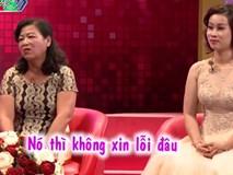 Mẹ chồng nàng dâu tập 14: MC Quyền Linh căng thẳng nghe con dâu kể 'tội' mẹ chồng
