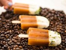 Mùa hè sảng khoái với kem cà phê mát lạnh thơm nức