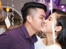 """Hình ảnh ngọt ngào của Lê Phương và bạn trai """"phi công"""""""