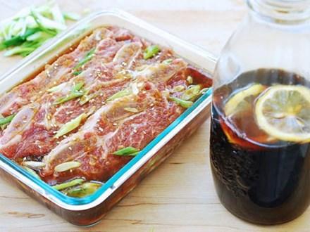 Công thức làm nước sốt ướp thịt nướng BBQ Hàn Quốc chuẩn không cần chỉnh