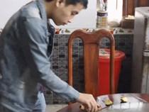 Choáng với clip ảo thuật siêu đỉnh, mê hoặc từng động tác của chàng trai Bắc Giang