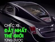 Chiếc xe hơi đắt nhất thế giới