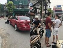 Ca sĩ Châu Việt Cường đánh người sau va chạm giao thông?