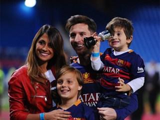 An ninh nghiêm ngặt trước lễ cưới của Messi