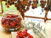 Cách làm mứt hồng bì dẻo thơm, nhâm nhi cả ngày không chán