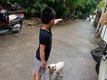 Nghi vấn bé trai 5 tuổi bị người phụ nữ trẻ bắt cóc giữa trưa ở Hà Nội