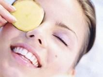 1 củ khoai lang 2 công thức dưỡng trắng giúp da lên 2-3 tone