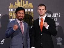 Manny Pacquiao đại chiến Jeff Horn, muốn tái đấu với Mayweather