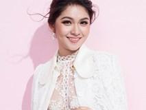Á hậu Thùy Dung mách khéo cách mặc váy ren gợi cảm mà vẫn thanh lịch