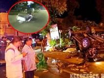 Hai ô tô bán tải tông nhau kinh hoàng tại ngã tư, ít nhất 2 người thiệt mạng
