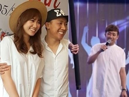 Hết bị chê mặc quần bó chẽn như của Hari, Trấn Thành lại bị nghĩ mượn áo vợ đi dẫn show