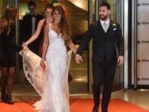 Món quà bất ngờ Messi tặng khiến Antonella không cầm được nước mắt