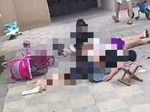 Người phụ nữ chết thảm sau khi gặp tai họa từ trên trời rơi xuống