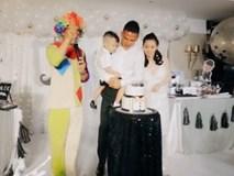 Tâm Tít tổ chức tiệc hoành tráng mừng sinh nhật con trai tròn 2 tuổi