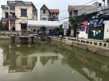 4 người đuối nước dưới ao làng ở Thường Tín: Vợ tưởng chồng đưa các cháu đi viện