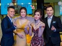 Việt Anh bị dìm hàng chiều cao khi đứng cạnh loạt Hoa hậu, Á hậu