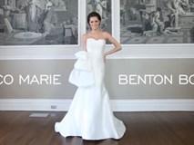 1 chiếc váy cưới mặc được 11 kiểu, cô dâu nào cũng muốn có!
