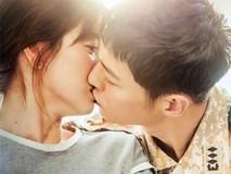 Những khoảnh khắc ngọt lịm tim của cặp đôi vàng Song Joong Ki và Song Hye Kyo