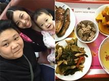 """Anh chàng nặng 120kg nấu trăm món ăn chăm vợ ở cữ tiết lộ bí quyết """"chồng đảm"""" khiến ai cũng ngưỡng mộ"""