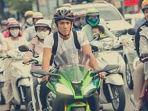 """""""Độc cô cầu bại"""" Nguyễn Trần Duy Nhất sở hữu bộ sưu tập xe motor khủng"""