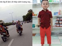 Vụ cháu bé mất tích tại Quảng Bình: Gia đình nhận được cuộc gọi lạ và hình ảnh con ở Hà Nội