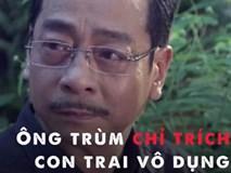Người phán xử' tập 30: Cha con ông trùm Phan Thị căng thẳng