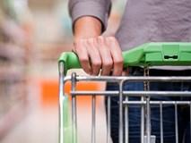 Vi khuẩn trên xe đẩy trong siêu thị nhiều gấp 361 lần nắm cửa nhà vệ sinh