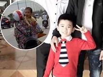 Anh bé trai mất tích ở Quảng Bình nói về bức ảnh em bé khóc trên xe máy: 80% đó là em tôi!