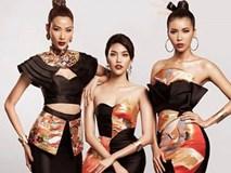 Tưởng hot, hóa ra The Face vẫn thua Vietnam's Next Top Model toàn diện?