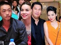 Loạt sao Việt xinh nhưng lại lấy chồng thua kém nhan sắc