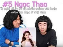 Loạt hot girl Việt bị hai chàng trai Hàn Quốc 'mổ xẻ' nhan sắc