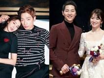 Đọ quyền lực của Song Joong Ki - Song Hye Kyo và Bi Rain - Kim Tae Hee