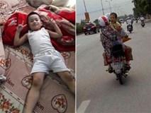 """Bố cháu bé 6 tuổi bị mất tích ở Quảng Bình: """"Bức ảnh bé trai quấy khóc ở Hà Nội không phải con tôi"""""""