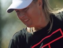 """""""Búp bê Nga"""" Sharapova - Với cuộc sống tập luyện thường ngày"""