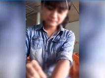 Cô bé Nghệ An tự dùng dao rạch tay sau chia tay khiến ai cũng rùng mình