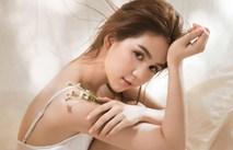 Sau loạt ảnh sexy gây tranh cãi, Ngọc Trinh khoe nét đẹp đáng yêu