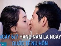 Giới trẻ thời nay bao lâu rồi chưa hôn?