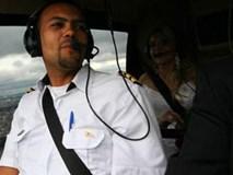 Khoảnh khắc cô dâu tử nạn chỉ vài phút trước lễ cưới khi chiếc phi cơ đưa đón đột ngột gặp nạn