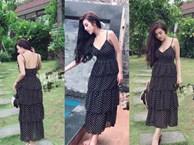 3 kiểu váy maxi 'bánh bèo' đẹp hút hồn ngay từ cái nhìn đầu tiên