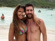 Tuần trăng mật ngọt ngào của Messi và Antonella