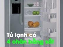 4 lưu ý khi sử dụng tủ lạnh