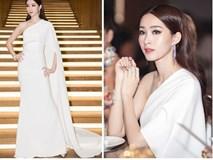 Không cần hở hang, hoa hậu Đặng Thu Thảo vẫn đẹp lấn át dàn mỹ nhân Việt