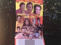 Đặt Minh Béo, Tùng Sơn ngang hàng với Hoài Linh: Ban tổ chức nói gì?