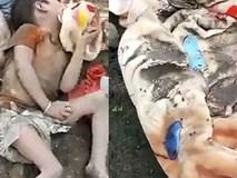 Sự thật đẫm nước mắt đằng sau hình ảnh bé gái bị vứt bỏ giữa bãi rác bẩn thỉu