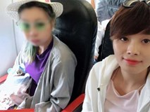 Hot girl Bella bị an ninh sân bay Nội Bài giữ lại vì mang theo... súng giả
