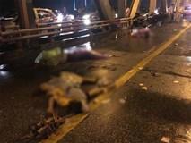Xác định danh tính 3 nạn nhân tử vong trên cầu Chương Dương