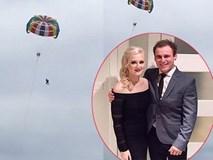 Vợ vô tình quay lại toàn cảnh chồng thiệt mạng vì chơi dù bay trong kỳ nghỉ dưỡng ở Phuket