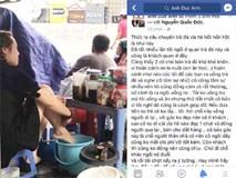 """Người dàn dựng clip """"lấy nước rửa chân để pha trà cho khách"""" có thể bị xử phạt 20 triệu đồng"""
